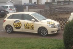 Unsere Taxis