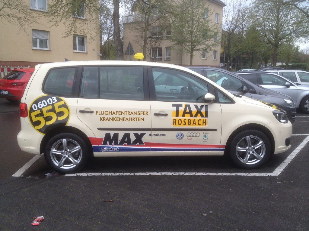 Taxi Rosbach